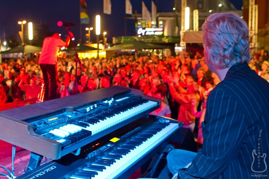 Stone, 17.06.2011, Kiel, MAXBühne