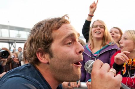 Bosse, 23.06.2011, Kiel, NDR-Bühne