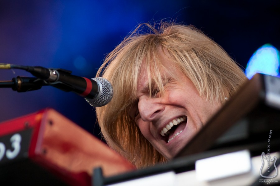 Silly, 24.06.2011, Kiel, NDR-Bühne