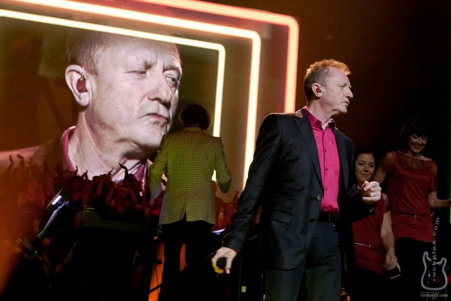 John Miles, 08.12.2011, München, Olympiahalle