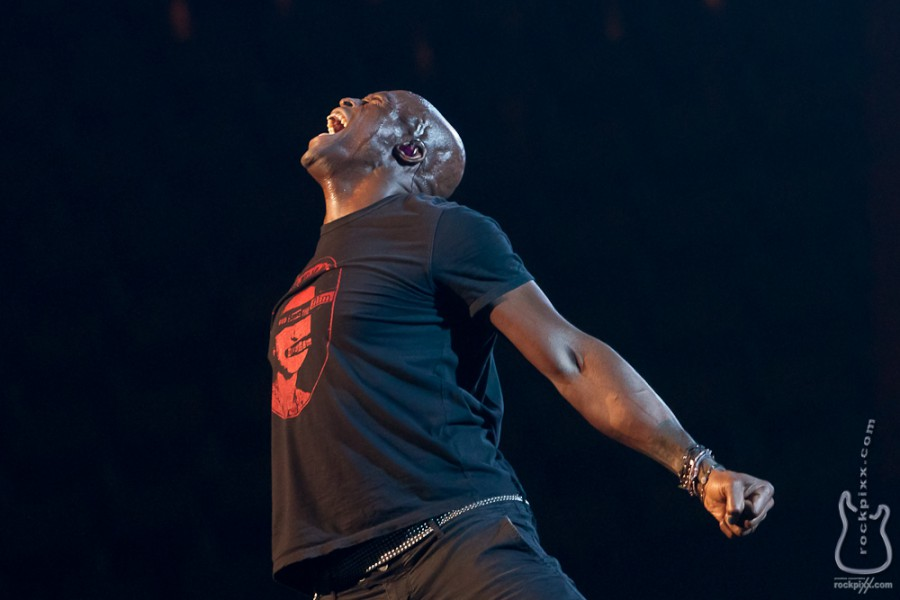 Seal, 08.12.2011, München, Olympiahalle