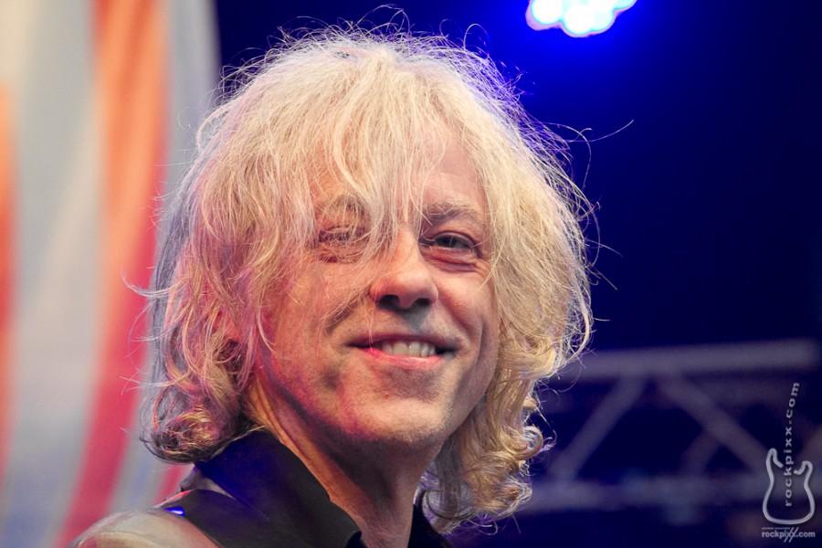 Bob Geldof, 16.06.2012, Kiel, Rathausbühne