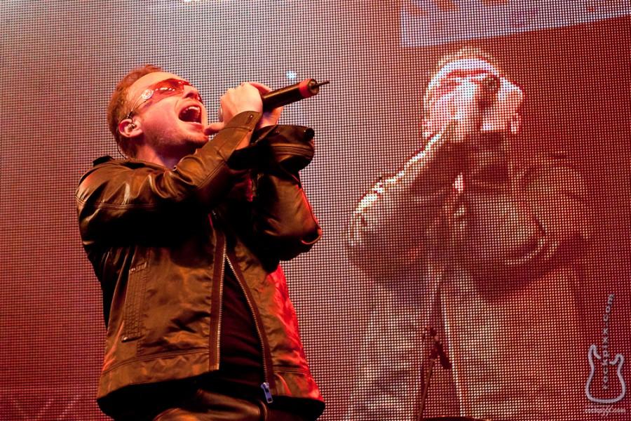 U2: The Tribute, 18.06.2012, Kiel, Rathausbühne