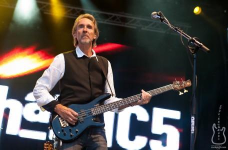 Mike and the Mechanics, 24.06.2012, Kiel, NDR-Bühne
