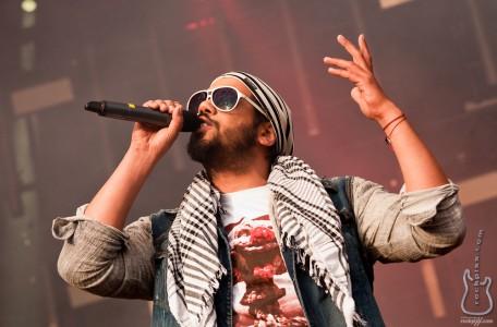Samy Deluxe, 20.07.2012, Nordholz, Deichbrand Festival