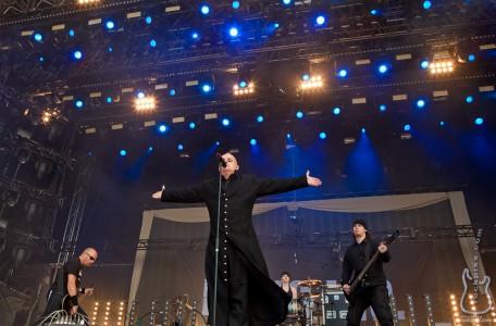Mono Inc., 21.07.2012, Nordholz, Deichbrand Festival