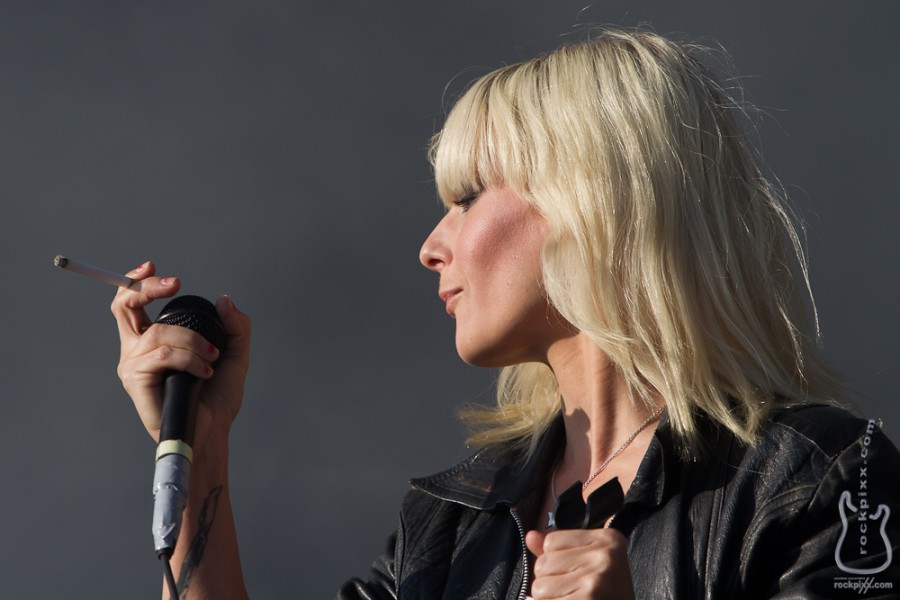 The Sounds, 21.07.2012, Nordholz, Deichbrand Festival