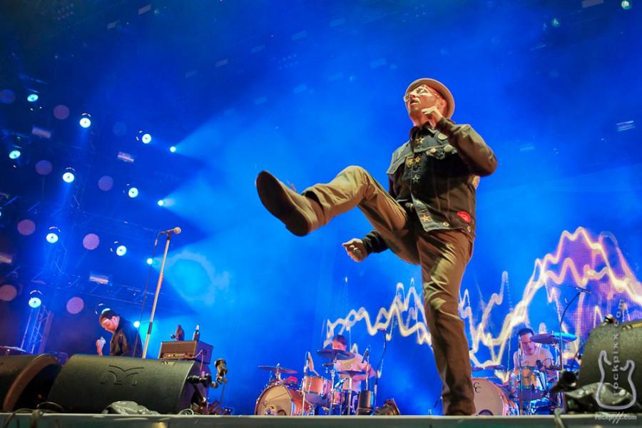 Beatsteaks, 21.07.2012, Nordholz, Deichbrand Festival
