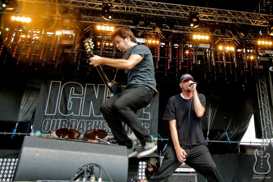 Ignite, 22.07.2012, Nordholz, Deichbrand Festival