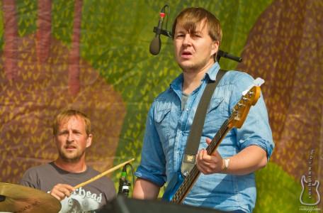Jupiter Jones, 22.07.2012, Nordholz, Deichbrand Festival
