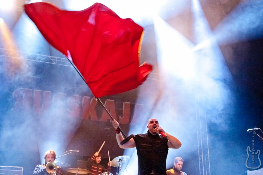 Russkaja, 02.08.2012, Wacken, W:O:A 2012
