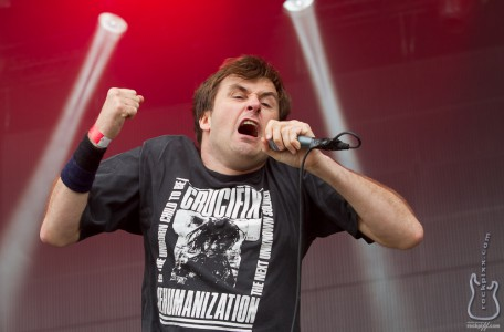 Napalm Death, 04.08.2012, Wacken, W:O:A 2012