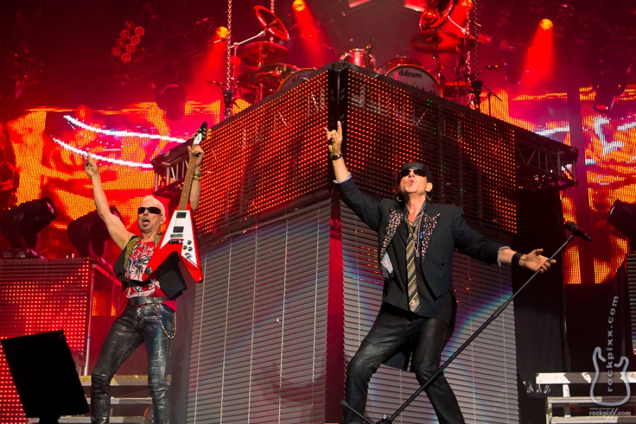 The Scorpions, 04.08.2012, Wacken, W:O:A 2012