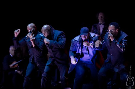 Naturally 7, 08.12.2012, Hamburg, O2 World