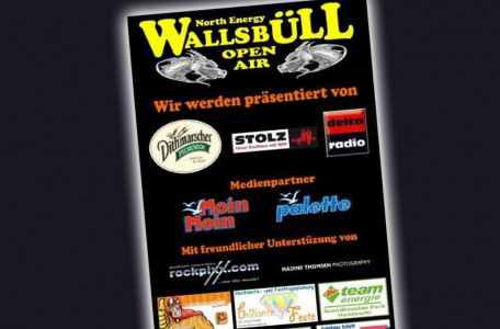 Teaser Wallsbüll Open Air 2013