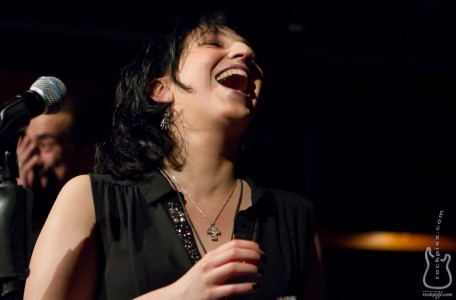 Jessy Martens & Band, 21.03.2013, Kiel, Räucherei