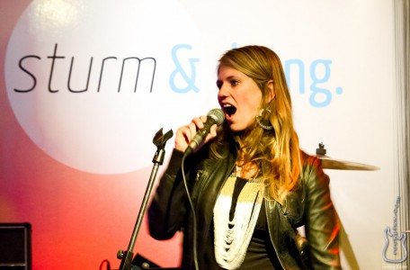 Mala Leche, 20.04.2013, Honky Tonk in der Sturm & Drang Lounge, Husum