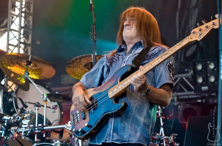 Trevor Bolder, Uriah Heep