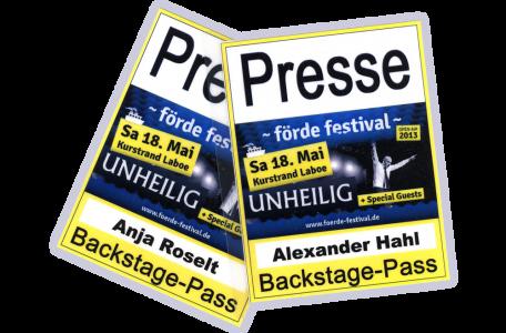 Fotopass foerde festival 2013