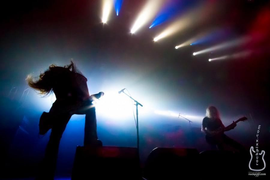 Saxon, 15.11.2013, Metal Hammer Paradise, Weissenhäuser Strand