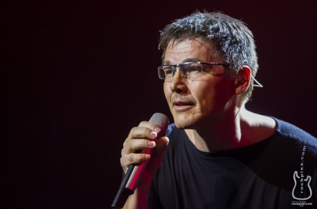 Morten Harket (a-ha), 20.12.2013, Hamburg, AIDA Night of the Proms 2013, O2 World