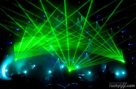The Australian Pink Floyd Show, 16.02.2011, Kempten, BigBOX