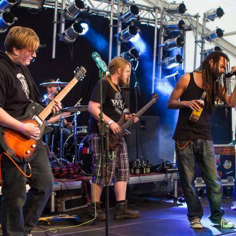 Peakshow, 28.05.2014, Schafflund, Wallsbüll OpenAir
