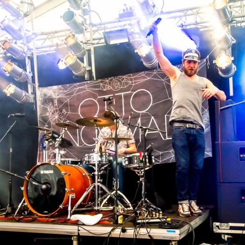 Otto Normal, 29.05.2014, Schafflund, Wallsbüll OpenAir