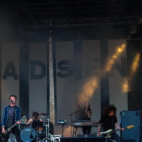 Madsen, 29.05.2014, Schafflund, Wallsbüll OpenAir