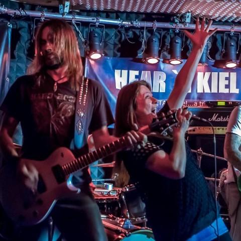 Vertical Blinds, 06.06.2014, Kiel, Schaubude