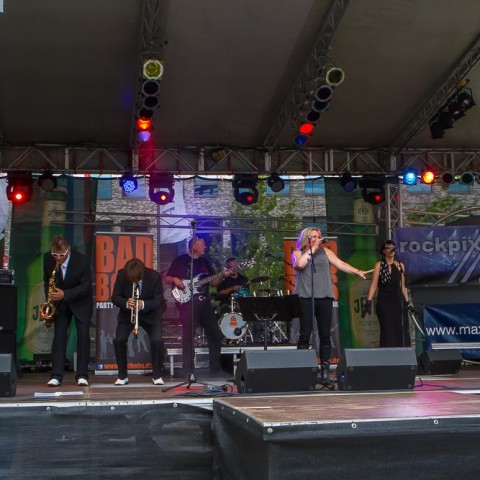 Bad Bobs, 20.06.2014, Kiel, MAXBühne