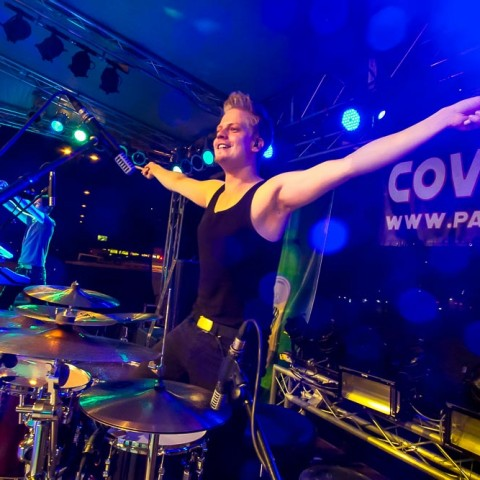 CoverLine, 20.06.2014, Kiel, MAXBühne