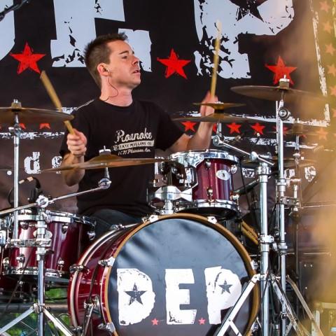 D.E.P., 21.06.2014, Kiel, MAXBühne