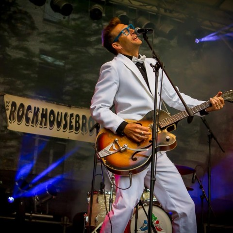 The Rockhouse Brothers!, 22.06.2014, Kiel, Holsten-Park-Bühne