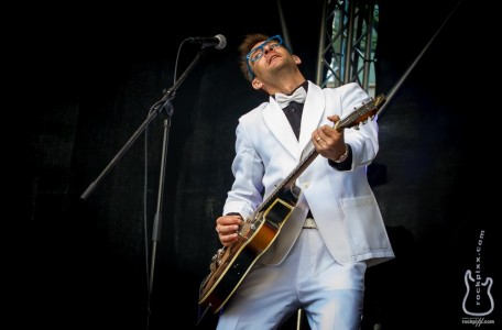 The Rockhouse Brothers!, 22.06.2014, Kiel, Holsten-Park-Bühne