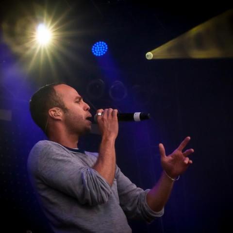 Marlon Roudette, 22.06.2014, Kiel, Hörnbühne