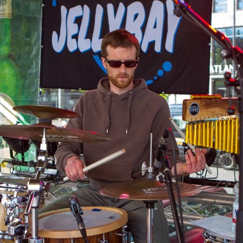 Jellybay, 23.06.2014, Kiel, MAXBühne