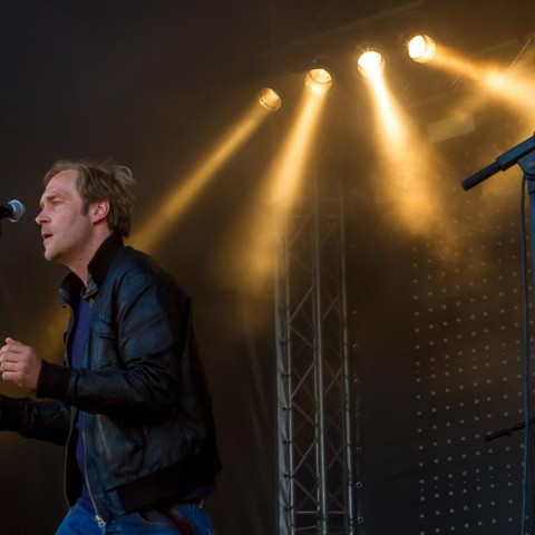 Thees Ulmann, 25.06.2014, Kiel, R.SH-Bühne