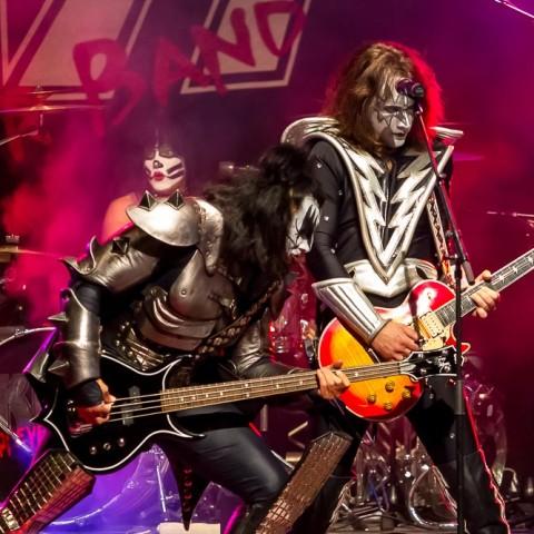 KISS Forever Band, 25.06.2014, Kiel, MAXBühne