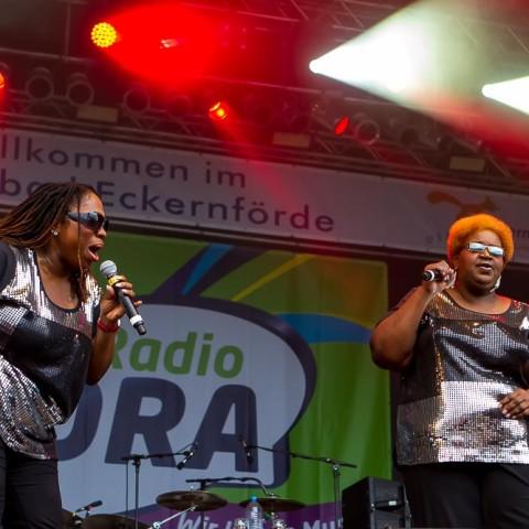 The Weather Girls, 05.07.2014, Radio NORA Sommer Open Air, Südstrand, Eckernförde