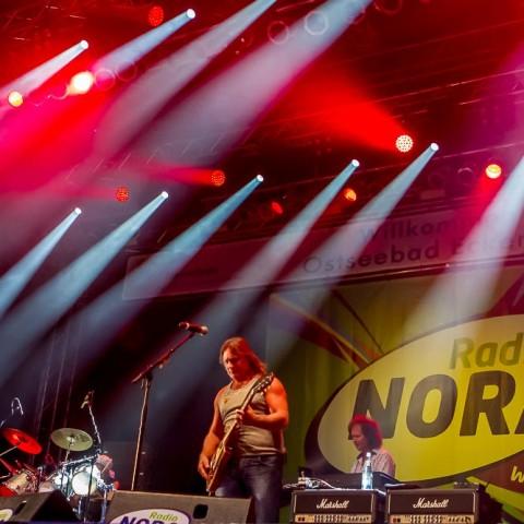 Smokie, 05.07.2014, Radio NORA Sommer Open Air, Südstrand, Eckernförde