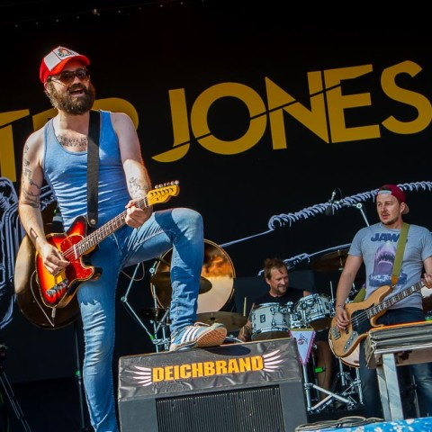 Jupiter Jones, 19.07.2014, Deichbrand Open Air, Seeflughafen, Nordholz