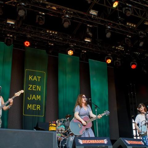 Katzenjammer, 19.07.2014, Deichbrand Open Air, Seeflughafen, Nordholz