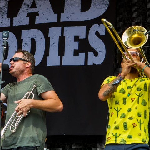 Mad Caddies, 20.07.2014, Deichbrand Open Air, Seeflughafen, Nordholz