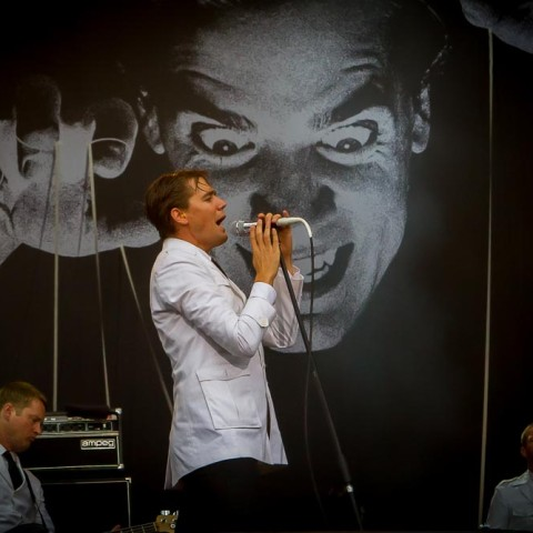 The Hives, 20.07.2014, Deichbrand Open Air, Seeflughafen, Nordholz