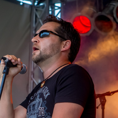 One Inch Clan, 26.07.2014, Kiel, Bootshafensommer