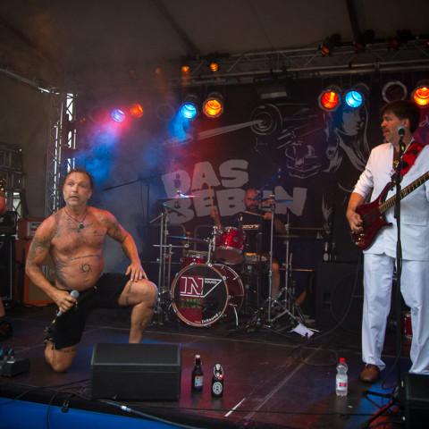 Das Beben, 26.07.2014, Kiel, Bootshafensommer
