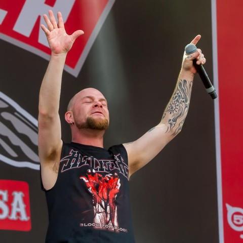 Five Finger Death Punch, 01.08.2014, Wacken, Wacken Open Air 2014