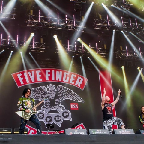 Five Finger Death Punch, 01.08.2014, Wacken, Wacken Open Air 2014
