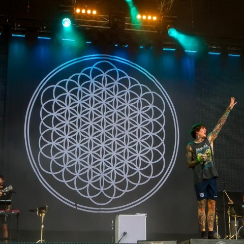 Bring me the Horizon, 01.08.2014, Wacken, Wacken Open Air 2014